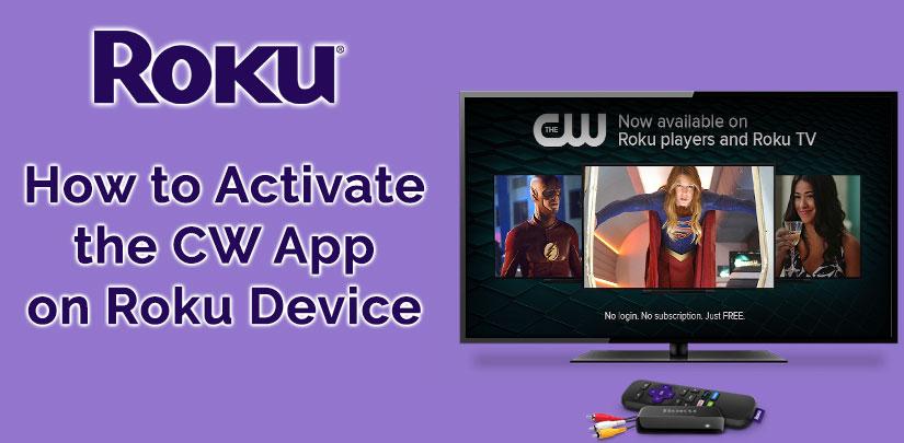 Activate CW app
