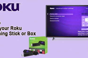 How to Reset your Roku Streaming Stick or Box