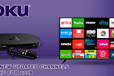 Eight New Updated Channels on Roku for 2019
