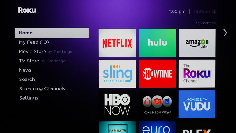 can you get free channels on roku