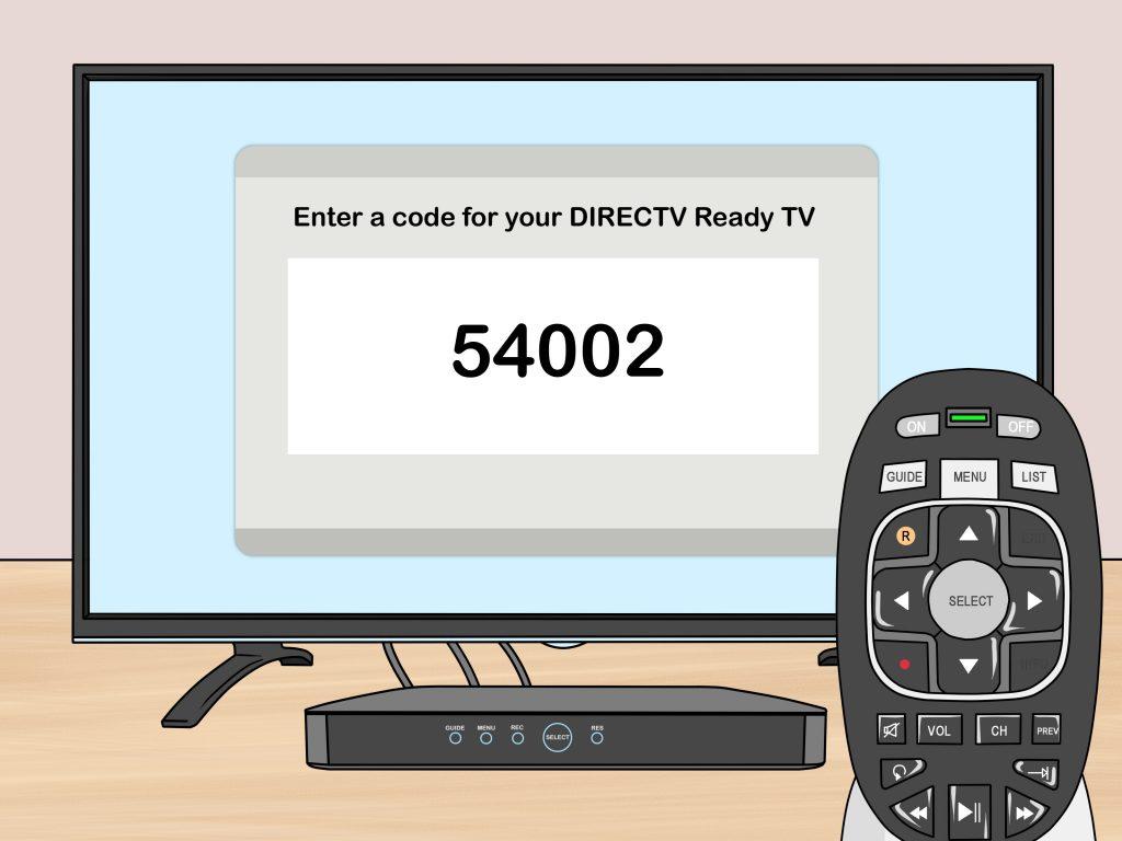 Setup your Directv
