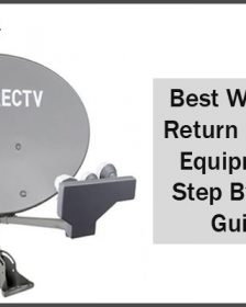 DirecTV equipment