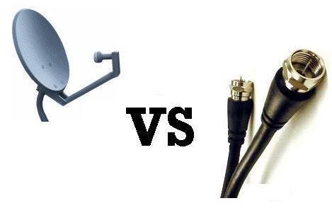 Cable vs Satellite