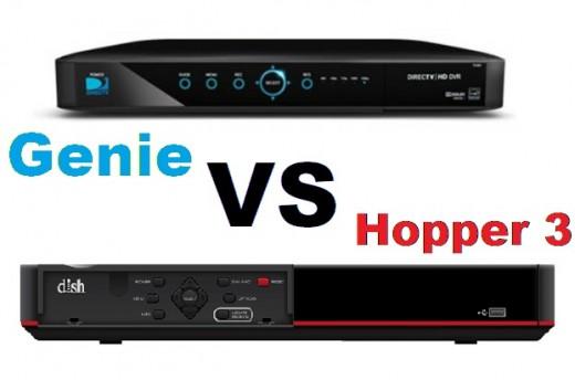 Genie vs Hooper