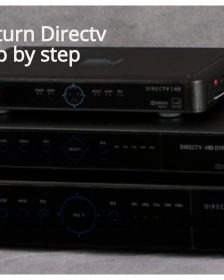DirecTV equipment