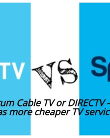 Spectrum cable Tv Directv
