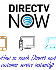 Directv now customer service